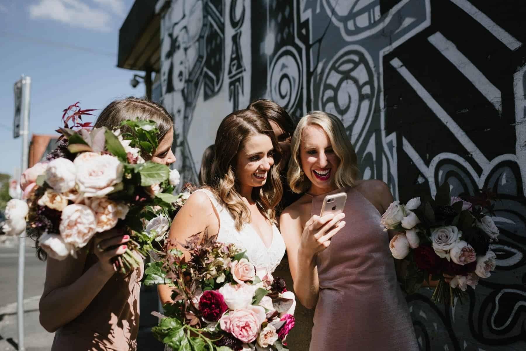 Fitzroy wedding Melbourne / Madeline Druce Photography