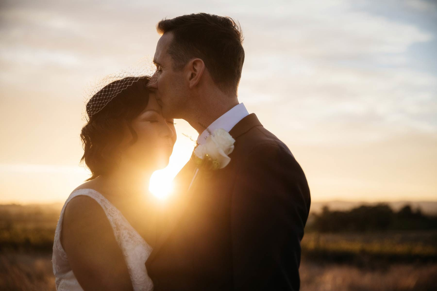 natural wedding photographer Yarra Valley