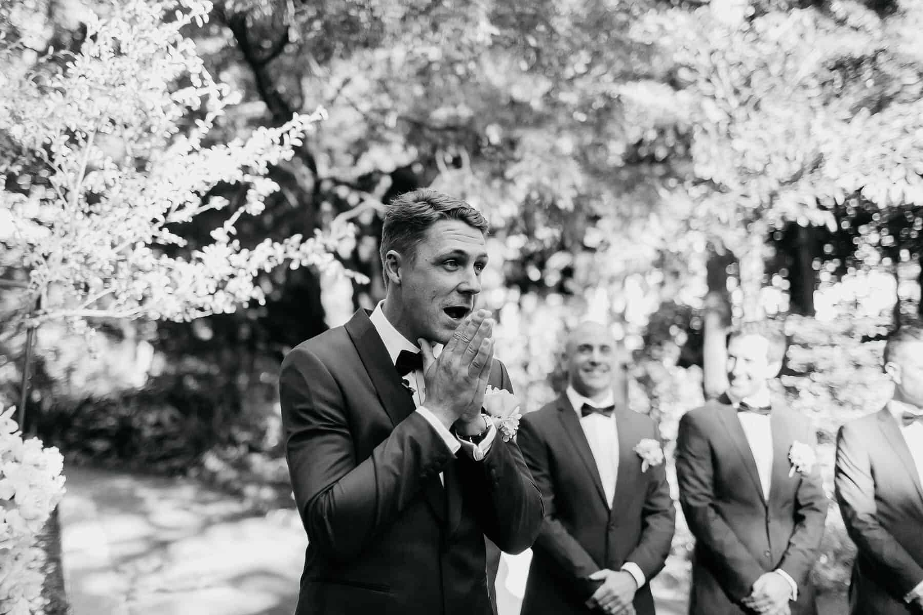 Perth wedding at Harold Boas Gardens