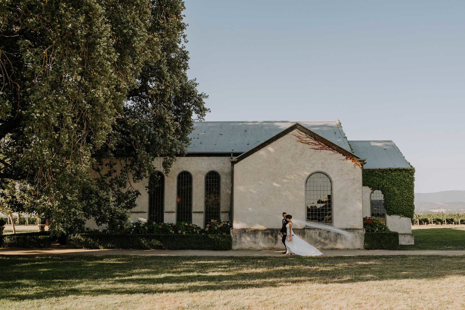 Yarra Valley wedding photographer - Rick Liston