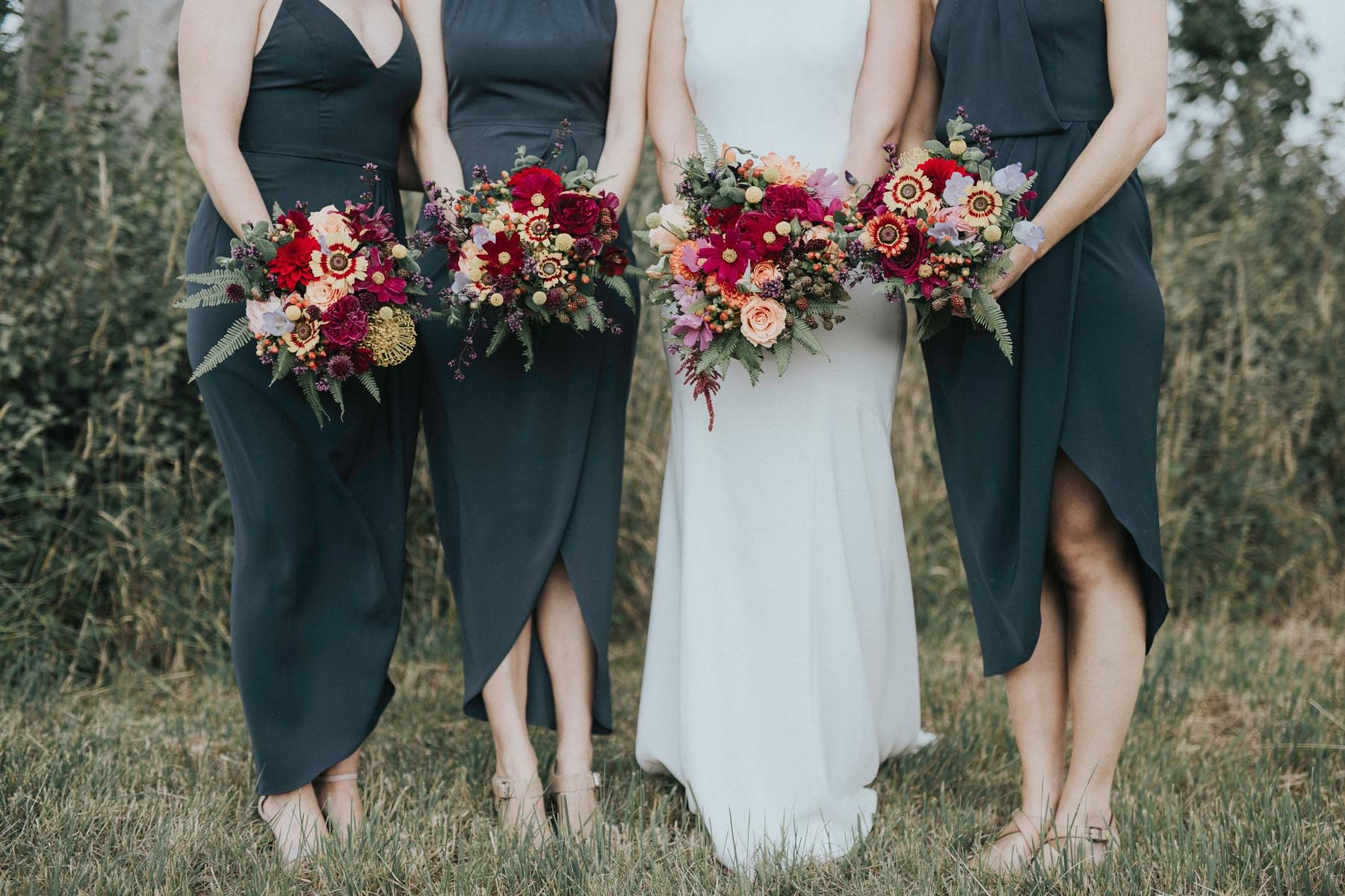 Hobart wedding florist Lisa Kingston