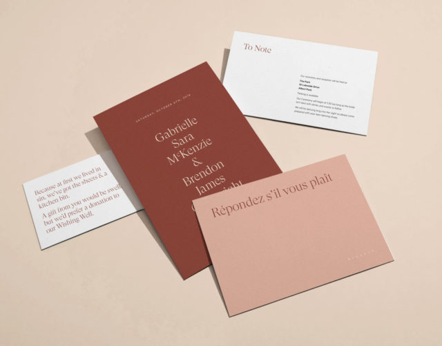 Wedding Invitations And Stationery Nouba S Top Vendours