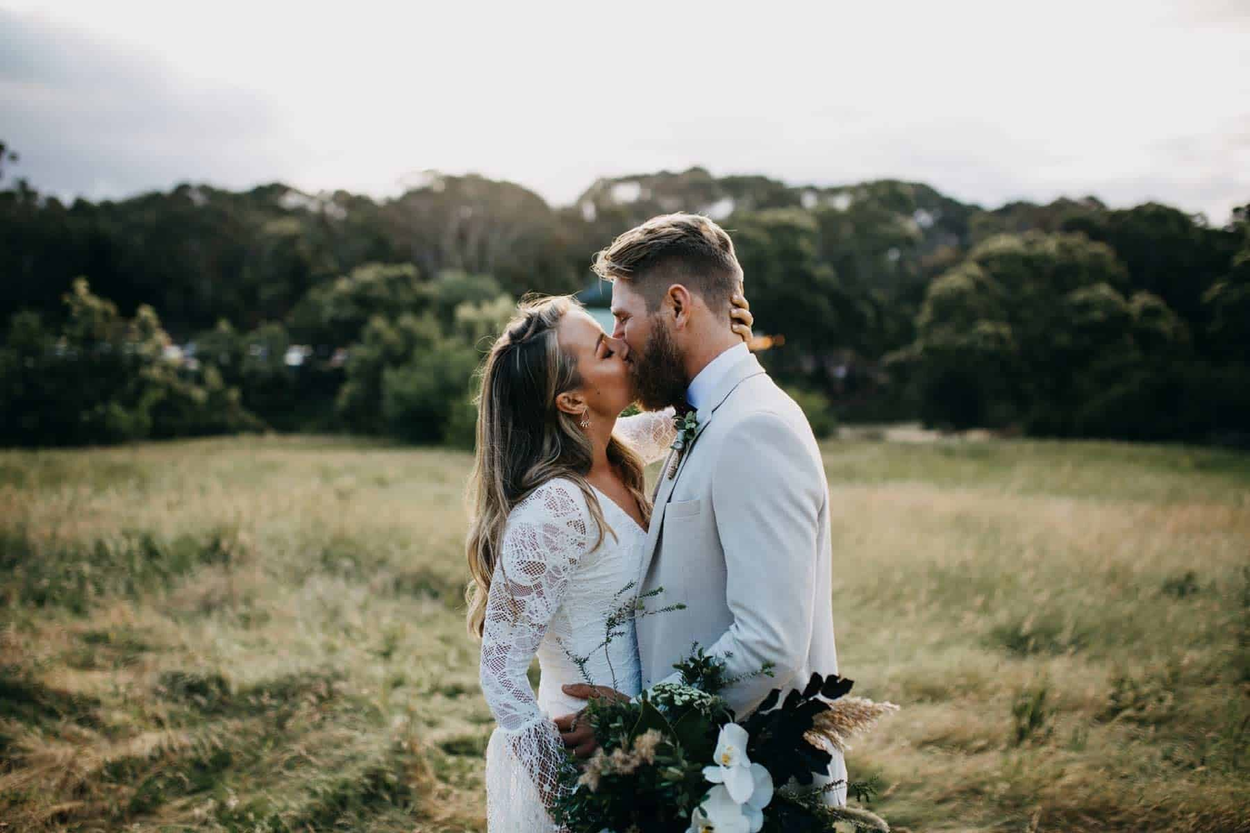 boho Geelong wedding by Kyra Boyer Photography