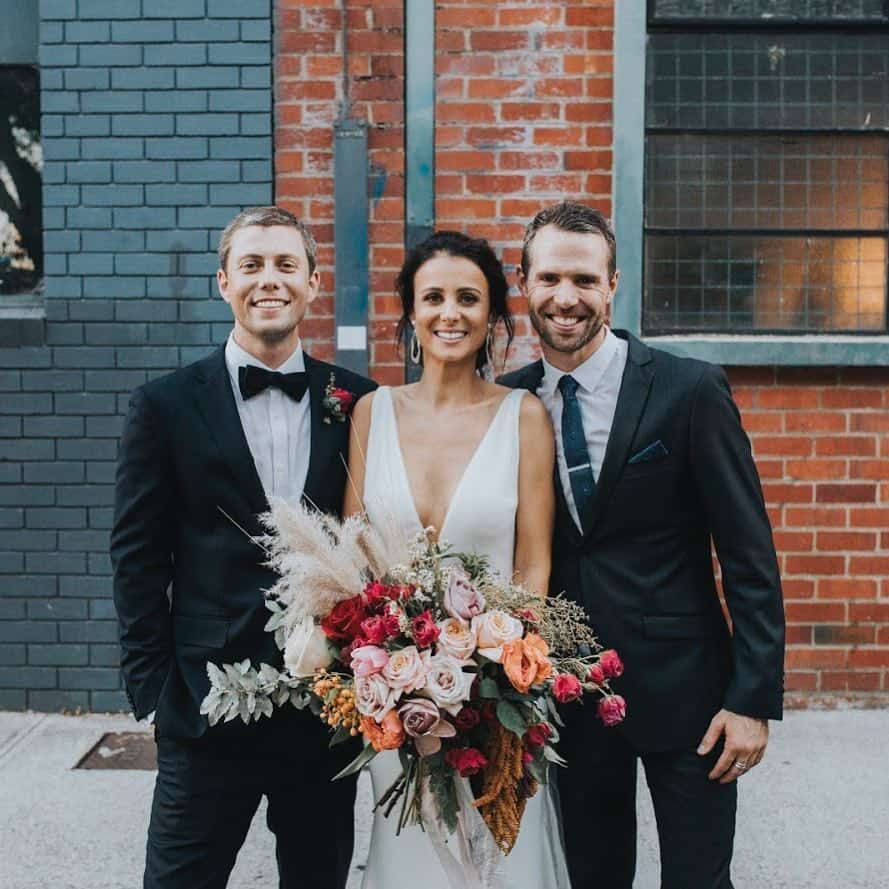 Perth's best wedding celebrants