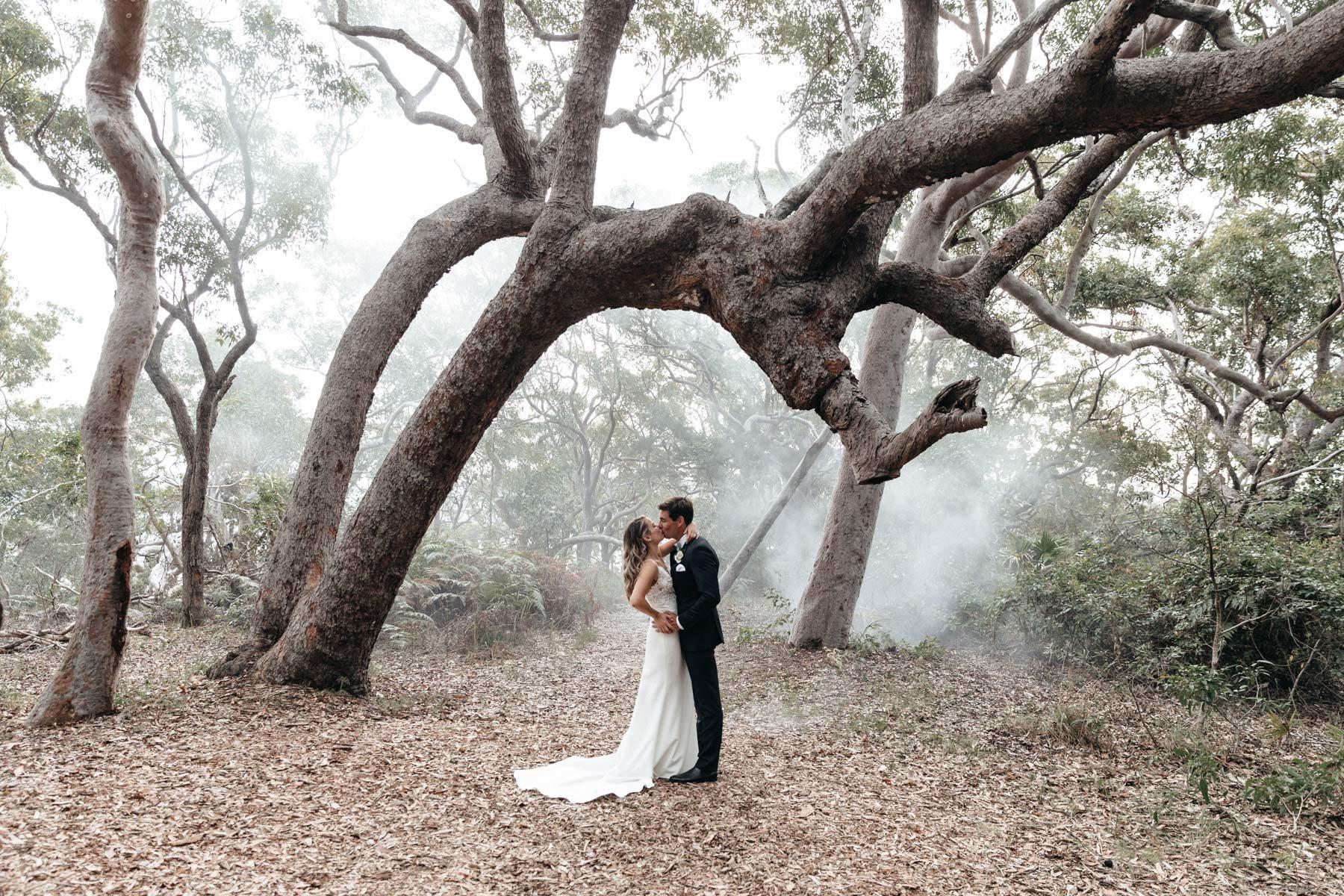 natural wedding photographer Sydney