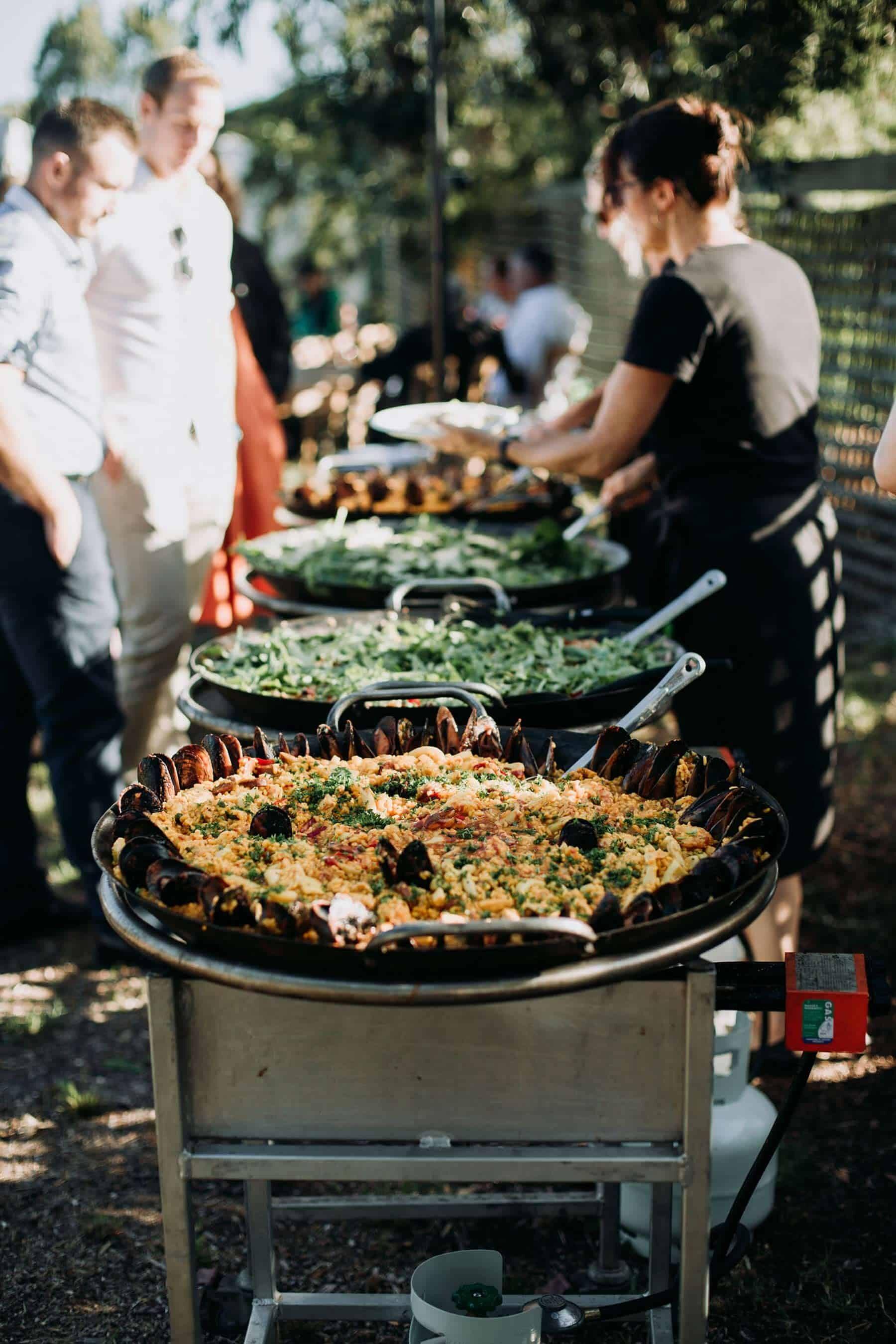 Paella food truck Geelong