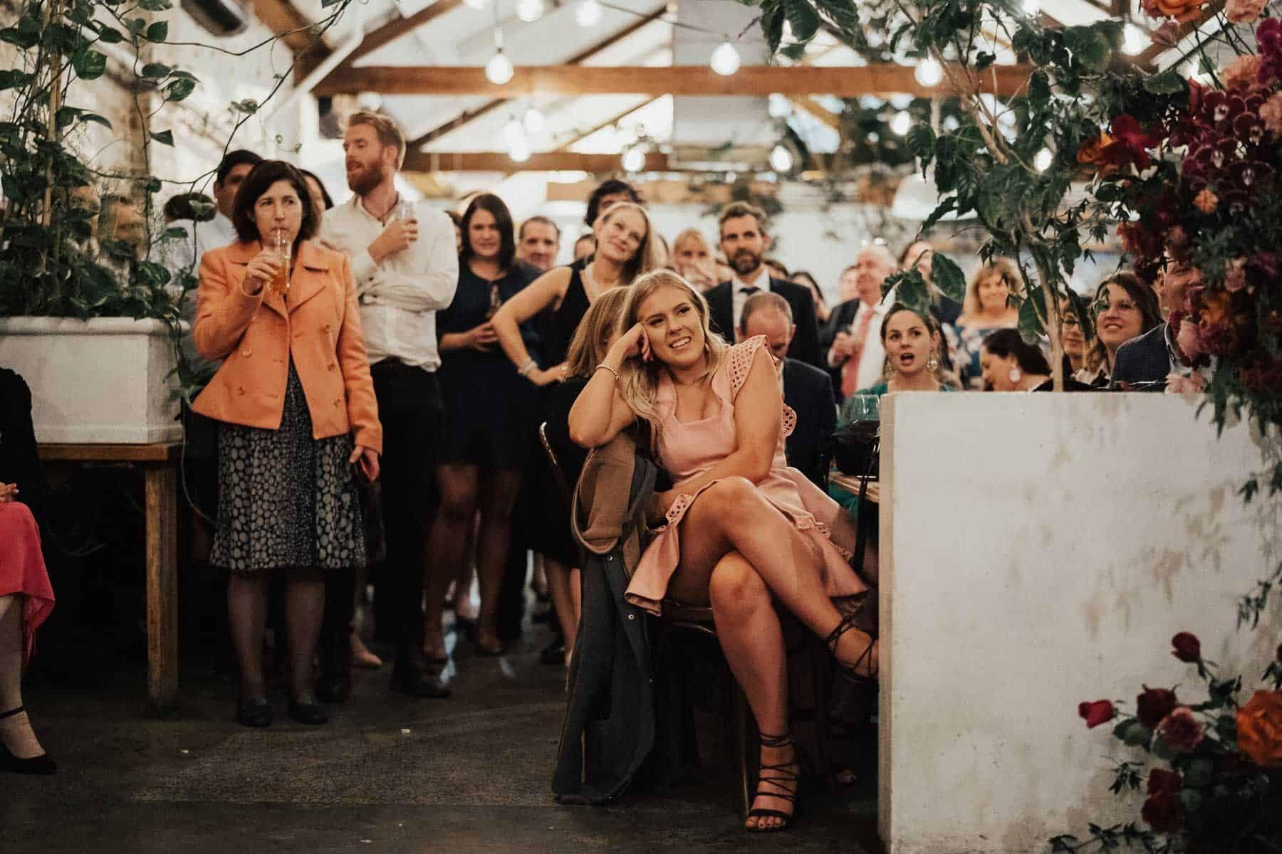 urban wedding at East Elevation in Brunswick, Melbourne