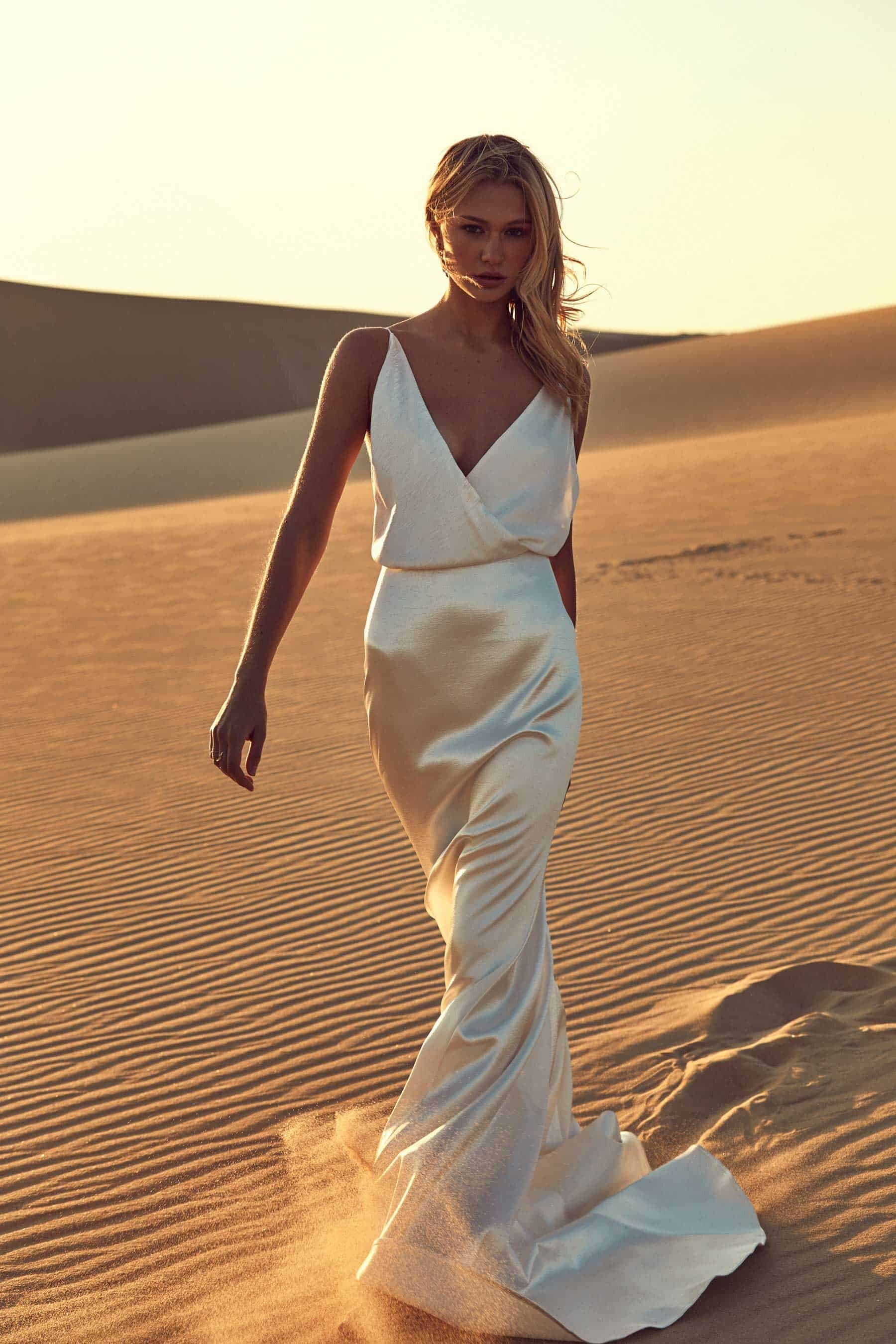 Desert Rose - 2019 bridal collection by Chosen by One Day
