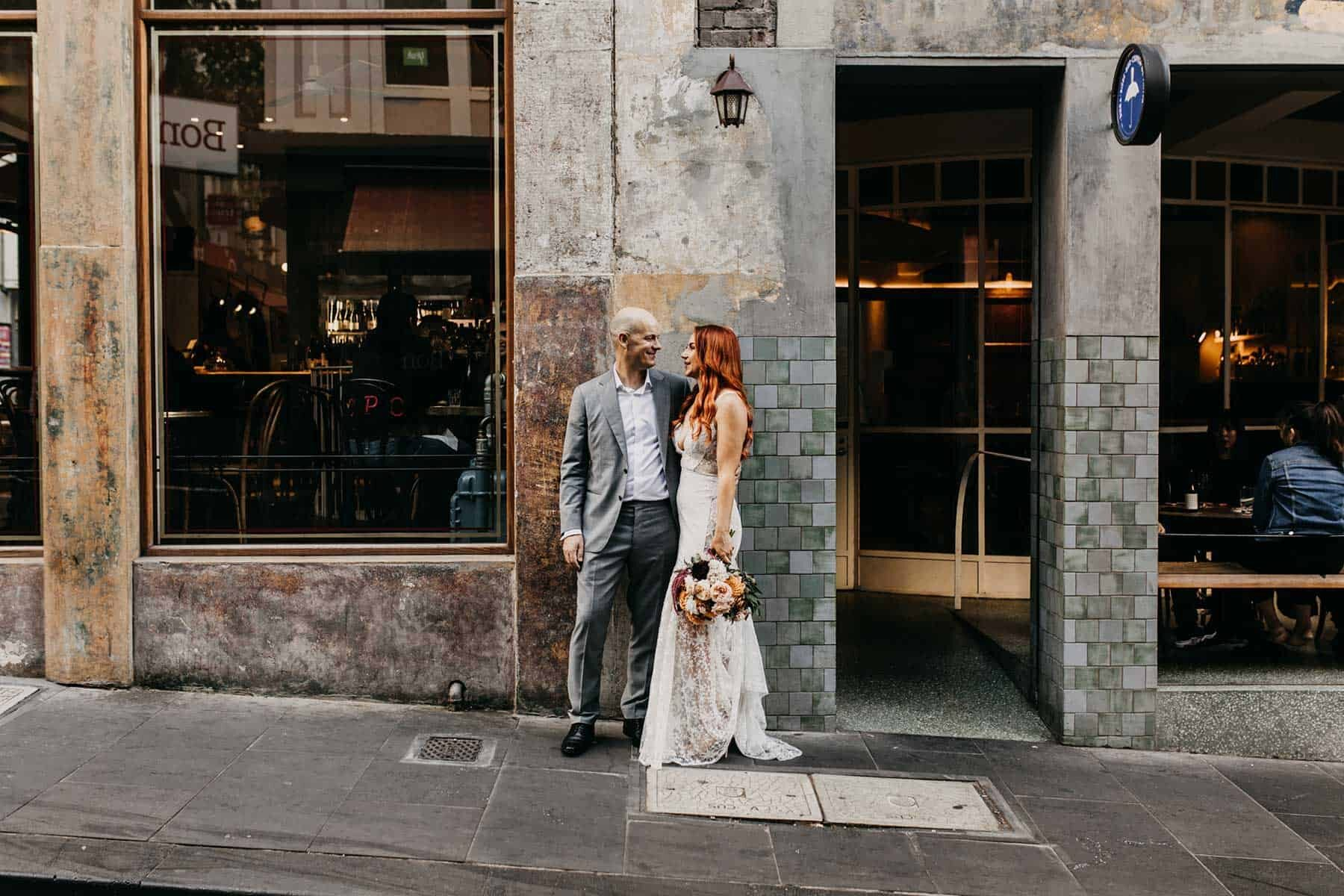 Sabine Legrand - elegant and timeless wedding photography, Melbourne