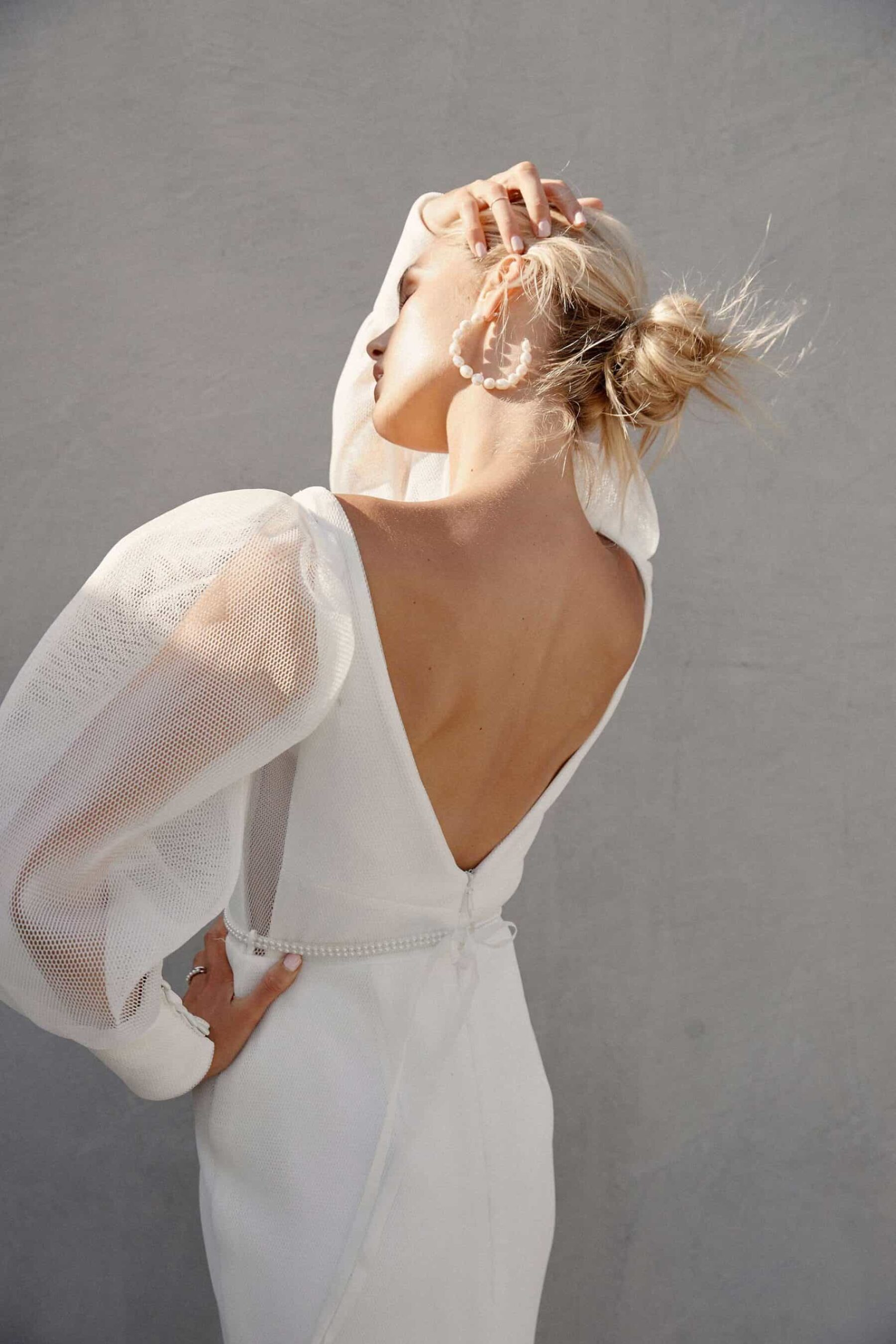 Lumiere - the 2020 Bespoke bridal collection by Karen Willis Holmes