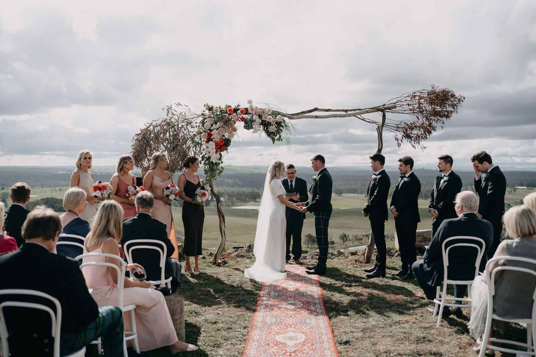 modern country wedding in the NSW Southern Highlands