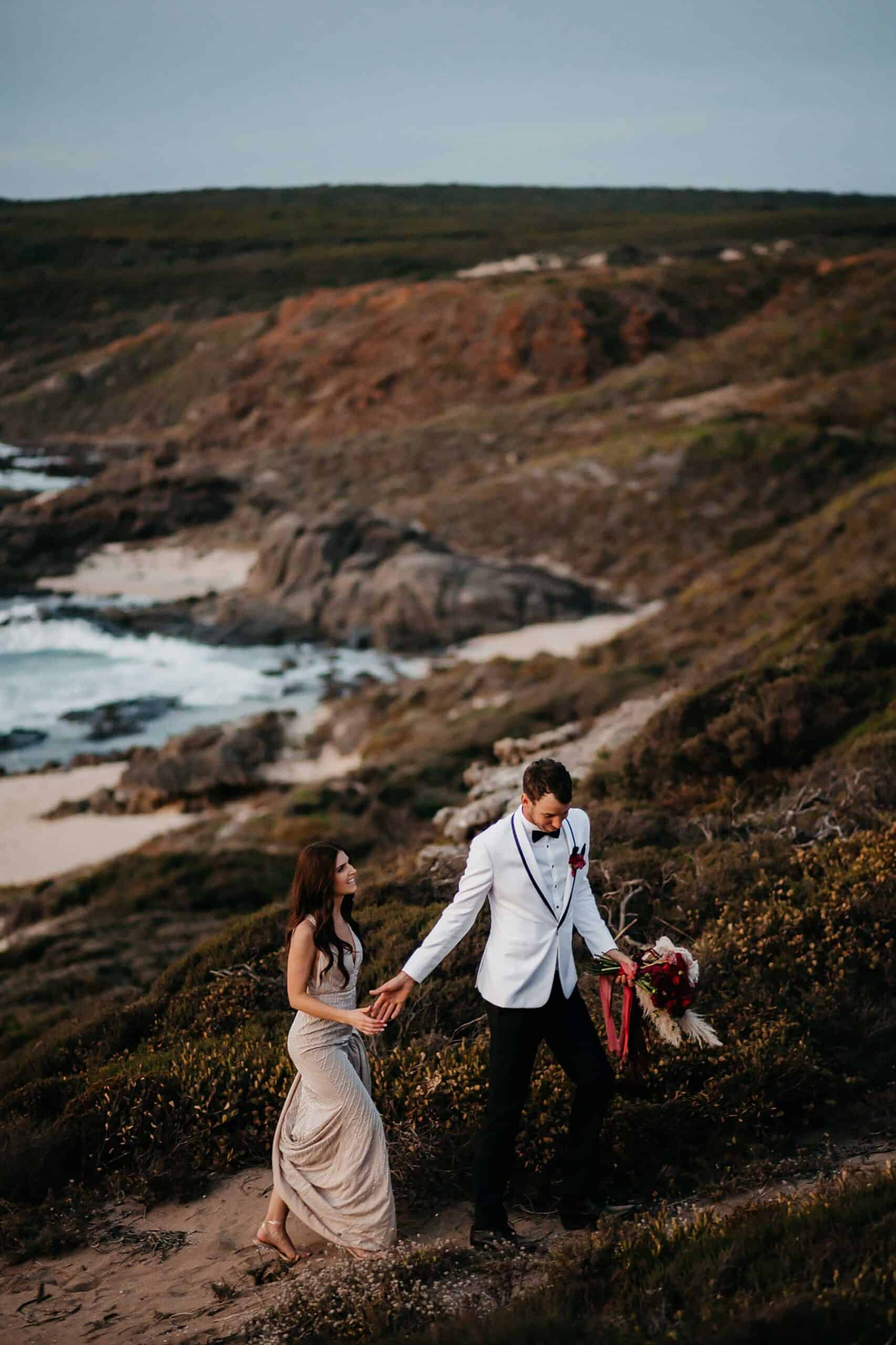Moody Margaret River Wedding photographed by Adam Levi Browne