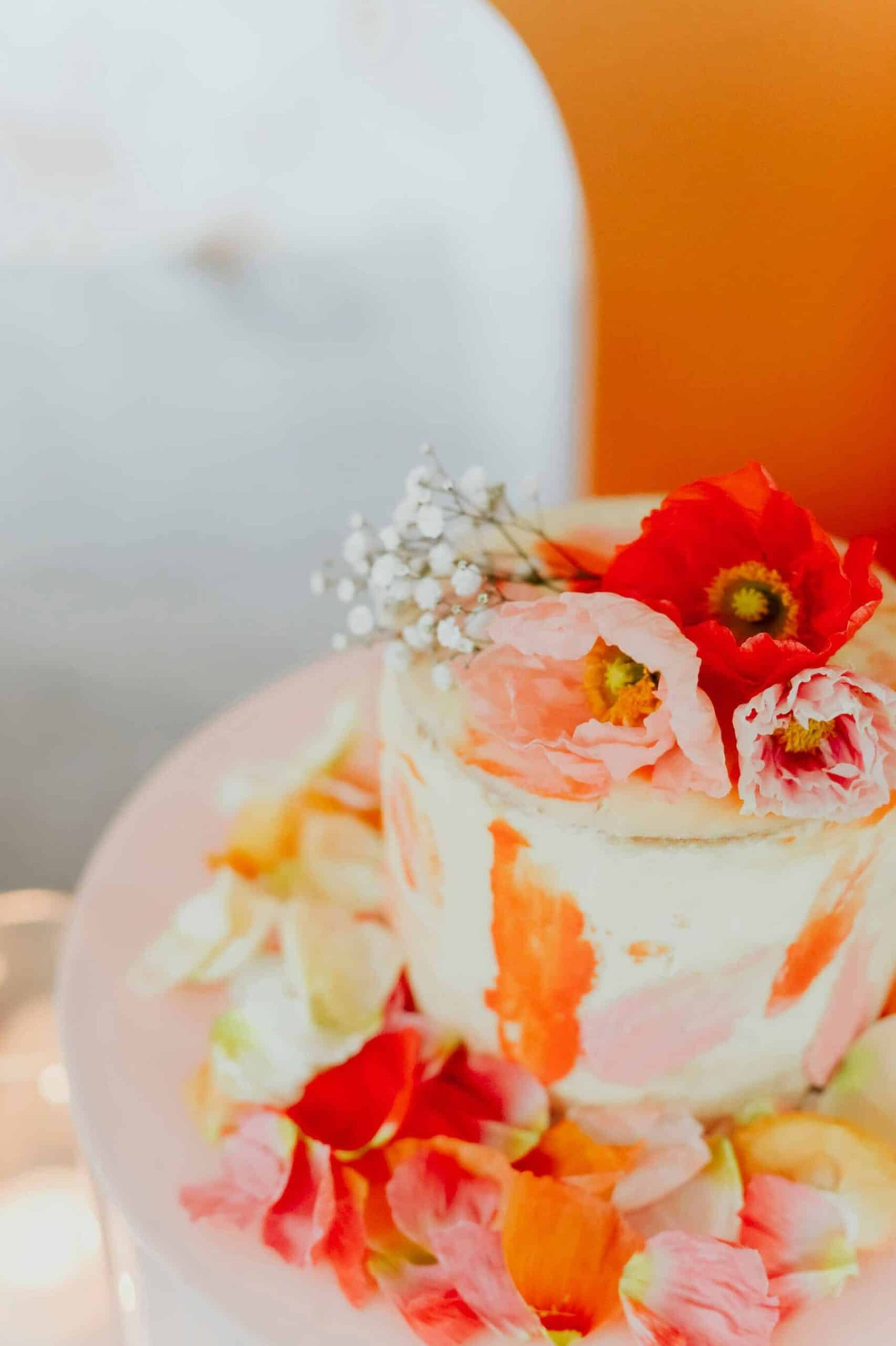 Matisse-inspired wedding inspiration at The Button Factory in Melbourne