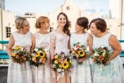 Kathy & Ant's Botanical Brisbane Wedding