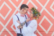 Claire & Sam's quirky Adelaide wedding